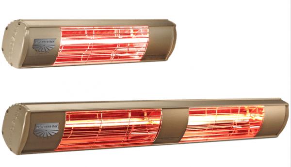 Detroit Radiant DGS-Z1-C20 Infrared Heater