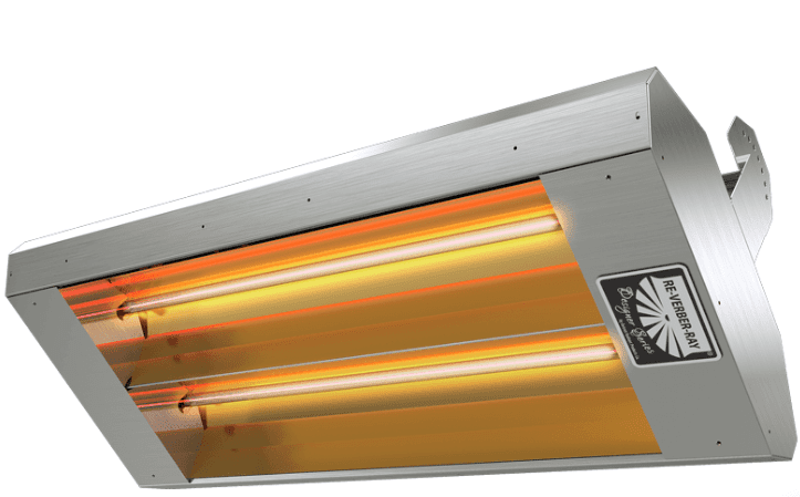 Detroit Radiant MW 46S3-G202 Infrared Heater