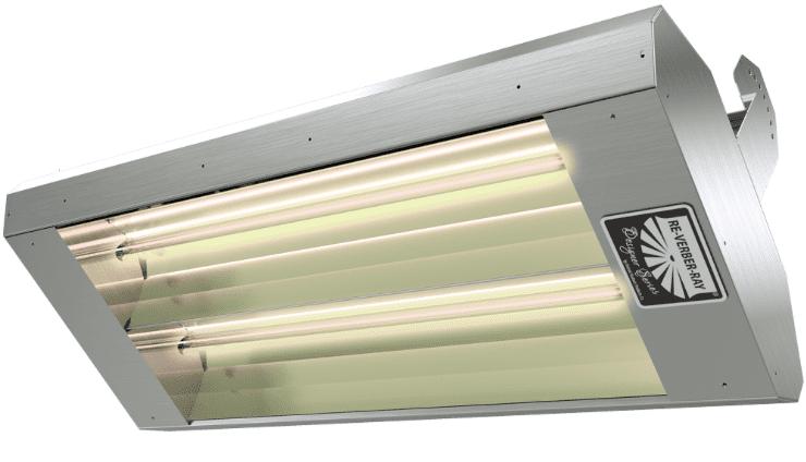 Detroit Radiant SW 33S3-G25 Infrared Heater