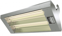 Detroit Radiant SW 24S1-A16 Infrared Heater