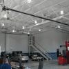 Detroit Radiant DET3-30-125 Two-Stage Economical Infrared Tube Heater 2