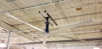 SkyBlade EPP-1030-523-3 EPPLER Series HVLS Ceiling Fans