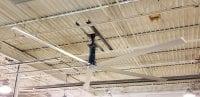 SkyBlade EPP-1030-557-3 EPPLER Series HVLS Ceiling Fans