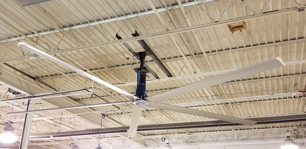 SkyBlade EPP-1649-557-3 EPPLER Series HVLS Ceiling Fans